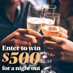 A Night Out on SevenFifty Daily Sweepstakes-Enter To Win $500 For A Night Out