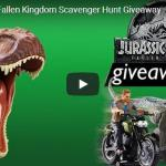 Time To Play Mag Jurassic World Giveaway – Stand Chance To Win A Jurassic World Prize Pack