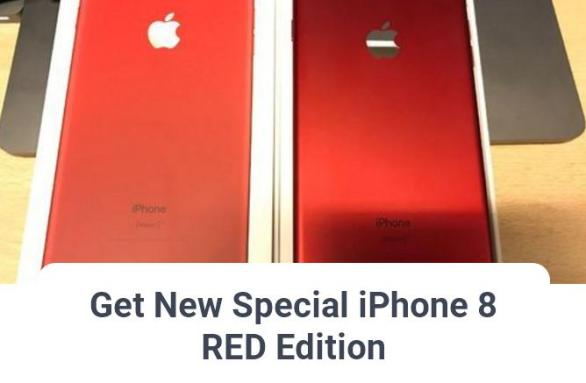 kingsumo Giveaway – Stand Chance to Win New Special iPhone 8 RED Editionkingsumo Giveaway – Stand Chance to Win New Special iPhone 8 RED Edition