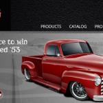 Raybestos '53 Chevy Pickup Sweepstakes - Enter To Win A 1953 Chevy Pickup