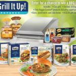Yves Veggie Cuisine Bring Back the BBQ Sweepstakes – Stand Chance To Win Gas Grill, Outdoor Dining Dishes, Yves Veggie Cuisine Products