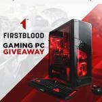 FirstBlood CyberPowerPC Gamer Ultra PC Giveaway – Stand Chance To Win CyberPowerPC Gamer Ultra GUA312OW