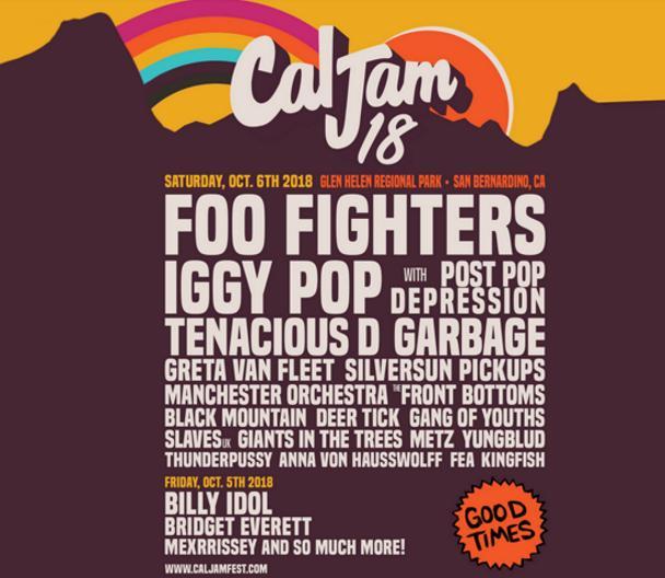 Ellentube Tickets to See Foo Fighters Giveaway – Stand Chance To Win Tickets To See Foo Fighters