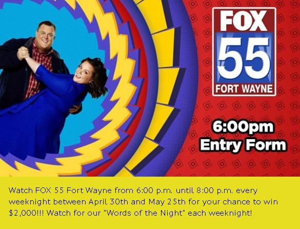 FOX 55's Watch & Win Contest Sweepstakes – Stand Chance to Win $500 Visa Gift Cards