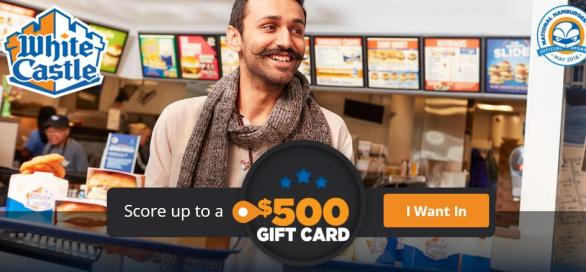 2018 National Hamburger Month Giveaway – Chance To Win $500 White Castle Gift Card