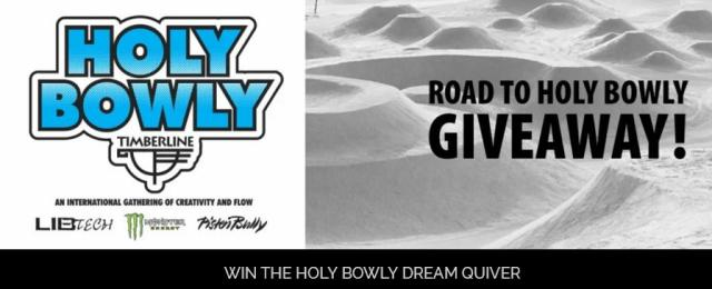 Lib Tech Road to Holy Bowly Sweepstakes – Stand Chance To Win Phoenix Dagmar, Nude Bowl, Bowl Troll