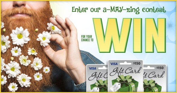 Pay2day Visa Gift Card Giveaway - Stand A Chance To Win A $150 VISA Gift Card