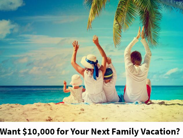 Ryan Seacrest's Pay Your Vacation Sweepstakes – Win $10,000 Prize