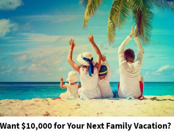 Ryan Seacrest's Pay Your Vacation Sweepstakes – Stand Chance to Win $10,000 Prize
