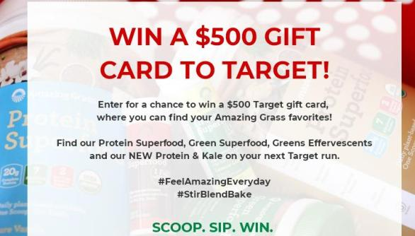 The Target Gift Card Sweepstakes – Stand Chance To Win A $500 Gift Card