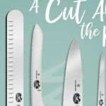 Tundra Restaurant Supply A Cut Above The Rest Cutlery Contest - Chance to Win Victorinox 7 Piece Knife Roll Set