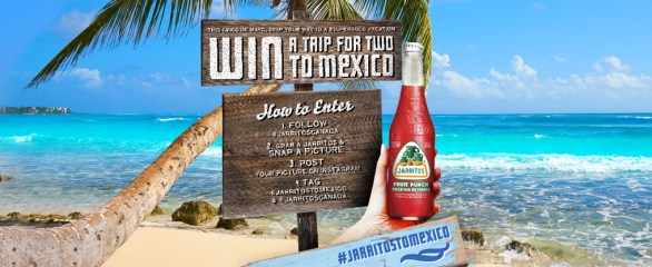 Jarritos Cinco de Mayo Contest-Chance To Win Trip To Mexico For Two