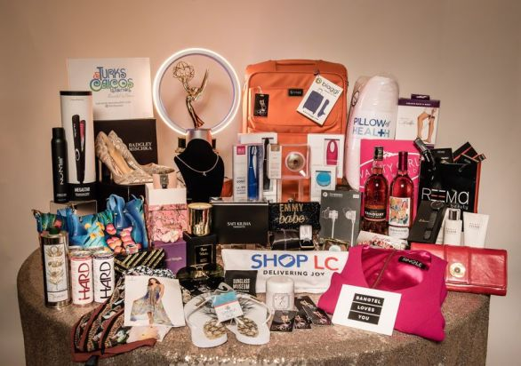 ExtraTV Daytime Emmys Golden Gifting Suite Gift Bag Giveaway - Chance To Win A Gift Bag