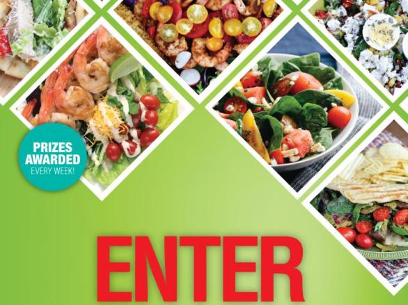 Litehouse Raise The Salad Bar Sweepstakes – Stand Chance To Win A Year's Worth Of Salad Coupons Prize