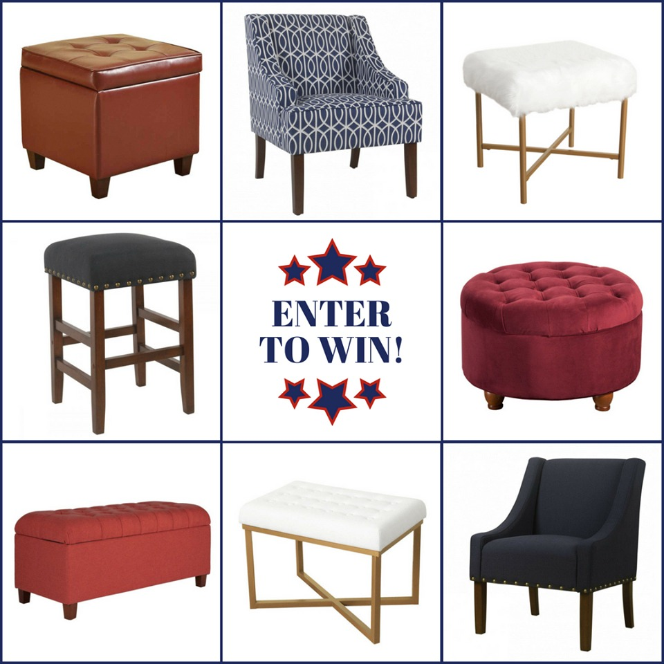 HomePop Comment to Win Sweepstakes - Chance To Win A Free Piece of HomePop Furniture