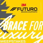 3M FUTURO Brace For Luxury Sweepstakes – Stand Chance To Win A Trip To Luxury Resort In Palm Springs