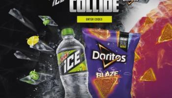 Kroger com Doritos Flamin Hot Instant Win Game Sweepstakes - Win Bag