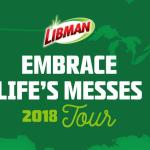 The Libman Embrace Life's Messes Sweepstakes – Stand Chance To Win A Libman Wonder Mop