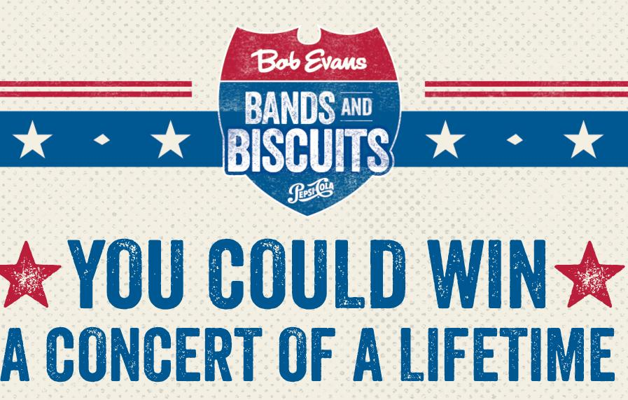 Bob Evans Pepsi Summer Sweepstakes – Win Tickets Prize - ContestBig