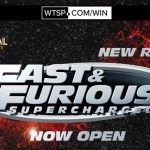 WTSP GREAT DAY LIVE Universal F&F Sweepstakes – Stand Chance To Win Universal Orlando Three Park Two Day Passes