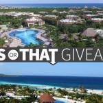 The BookIt.com This Or That Giveaway – Stand Chance To Win A 5-Night Stay At Grand Bahia Principe Coba