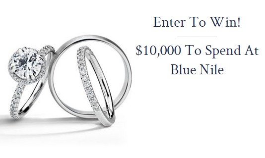 Blue Nile Sweepstakes - Stand A Chance To Win $10000 Gift Certificate