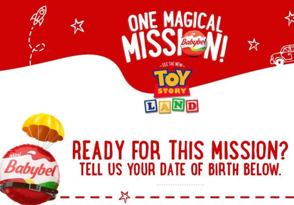 One Magical Mission Instant Win Game and Sweepstakes – Stand Chance To Win Gift Card, Toy Story Land Backpac