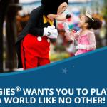Magical Getaway Giveaway & Instant Win Game Sweepstakes– Stand Chance to Win A 3-Day/2-Night Vacation Package