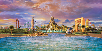 Universal Orlando Resort Summer Sweepstakes - Chance To Win A 3 Night Trip For Four