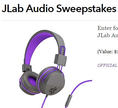 Woman's Day JLab Audio Sweepstakes - Enter To Win A Pair Of JBuddies Kids Headphones