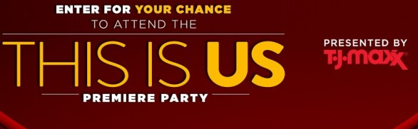 NBC This Is Us Presented by T.J. Maxx Sweepstakes - Chance To Win A Trip To Los Angeles