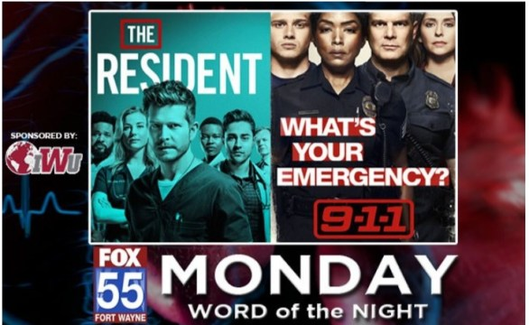 FOX 55 Monday Word Of The Night Contest - Enter To Win Portable Mini Refrigerator And IV Drip Drinking Bags