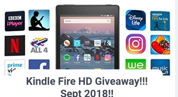 Kingsumo Giveaway - Stand A Chance To Win Kindle Fire HD