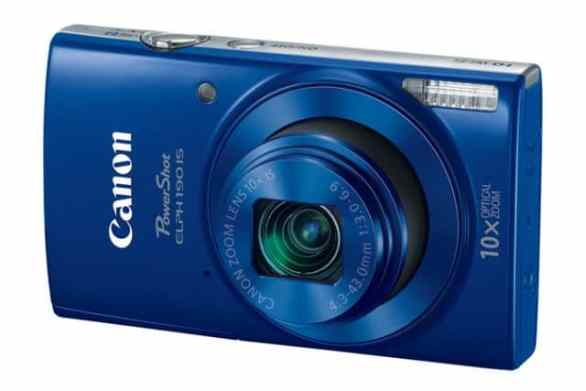 Steamy Kitchen Canon Powershot Camera Giveaway - Enter To Win PowerShot ELPH 190 IS Camera