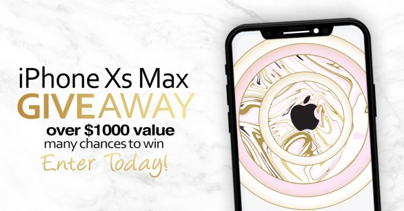 Apple iPhone Xs Max Giveaway - Enter To Win A Brand New Apple iPhone Xs Max