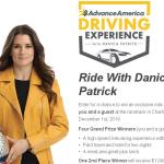Advance America Driving Experience with Danica Patrick Sweepstakes – Win Grand Prizes