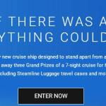 Celebrity Edge & Instant Win Game Sweepstakes – Win A 7-Night Cruise