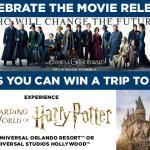 EB Games Amazing Beasts Contest – Win Trip To Universal Orlando Resort