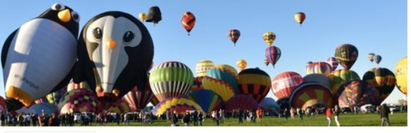 KRQE Balloon Fiesta Giveaway - Chance To Win 2 Tickets To Balloon Museum Event