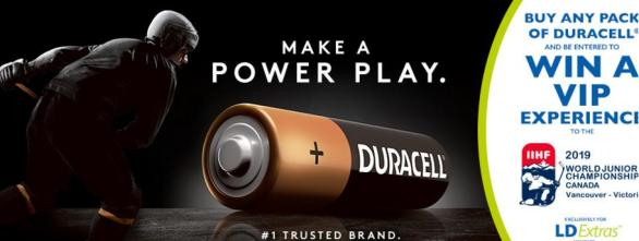 London Drugs Duracell Contest – Win Grand Prize
