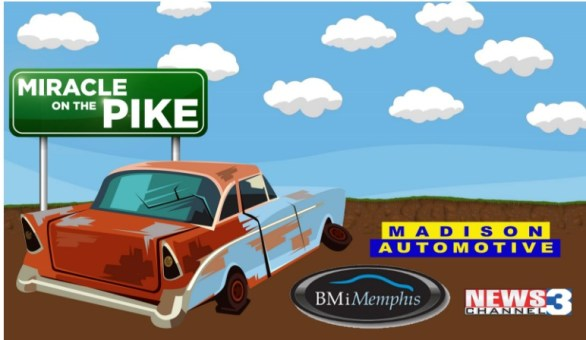 Miracle On The Pike Auto Repair Contest - Chance To Win $3000 For Vehicle Repairs