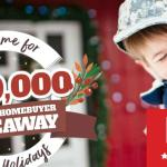 New Home For $200k Veteran Homebuyer Giveaway – Win US$200,000