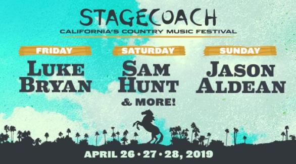 Stagecoach Festival 2019 SiriusXM Sweepstakes – Win A Vip Trip