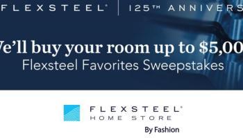 Flexsteel Spring Sweepstakes - Win $3000 Furniture - ContestBig