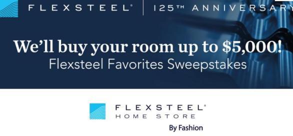 The Flexsteel Favorites Sweepstakes