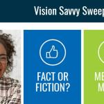 VSP Vision Savvy Instant Win Game Sweepstakes