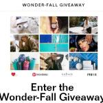 Velvet Wonder-Fall Giveaway – Win $500 Velvet Gift Card