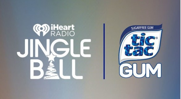 iHeartRadio Jingle Ball Fun with Tic Tac GUM Sweepstakes - Win A Trip To New York