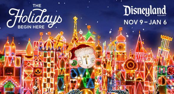FOX5 Holiday Disneyland Tickets Sweepstakes