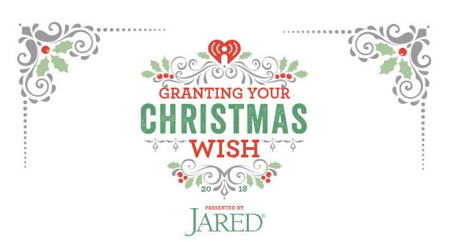 Granting Your Christmas Wish 2018 Contest